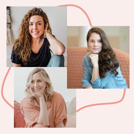 Alissa Alter Anne Omland Brand Yourself Podcast Blair Badenhop